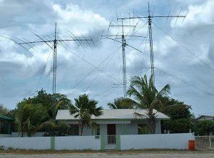 P40L Aruba DKARS Contest Station